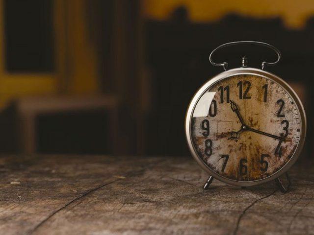 horloge réveil